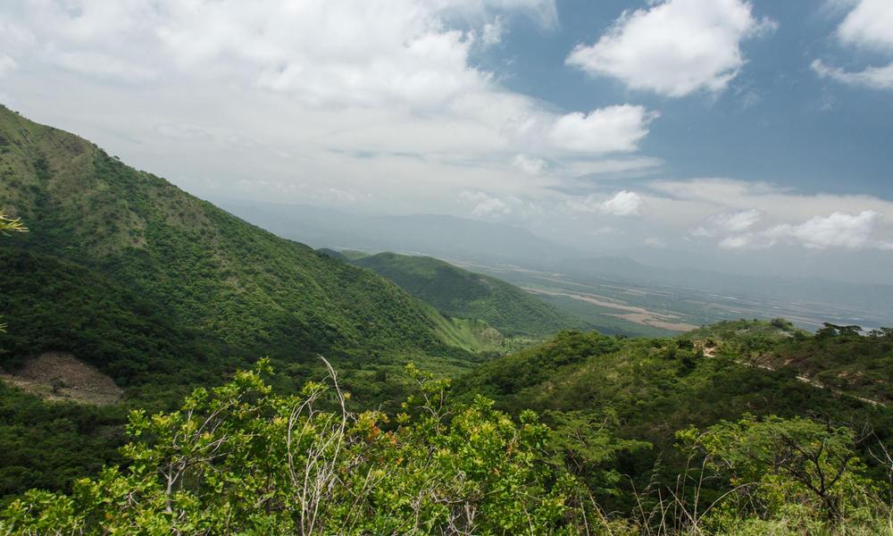 sierra minas landscape