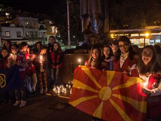 Generation Next Macedonia Earth Hour