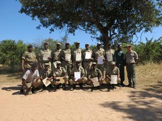 ranger training