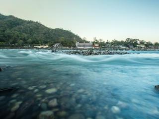 River Ganga, Rishikesh, India