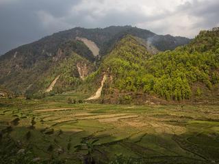 Gandaki River Basin, Nepal