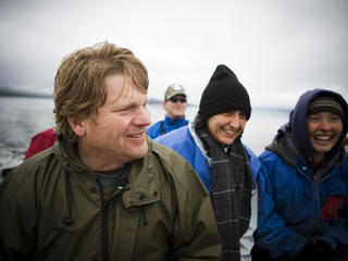 WWF experts, Dave Aplin, WWF-Alaska