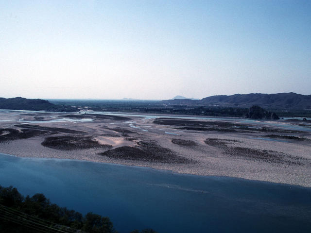 Freshwaters near Pakistan