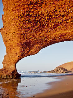 Coast of Morocco