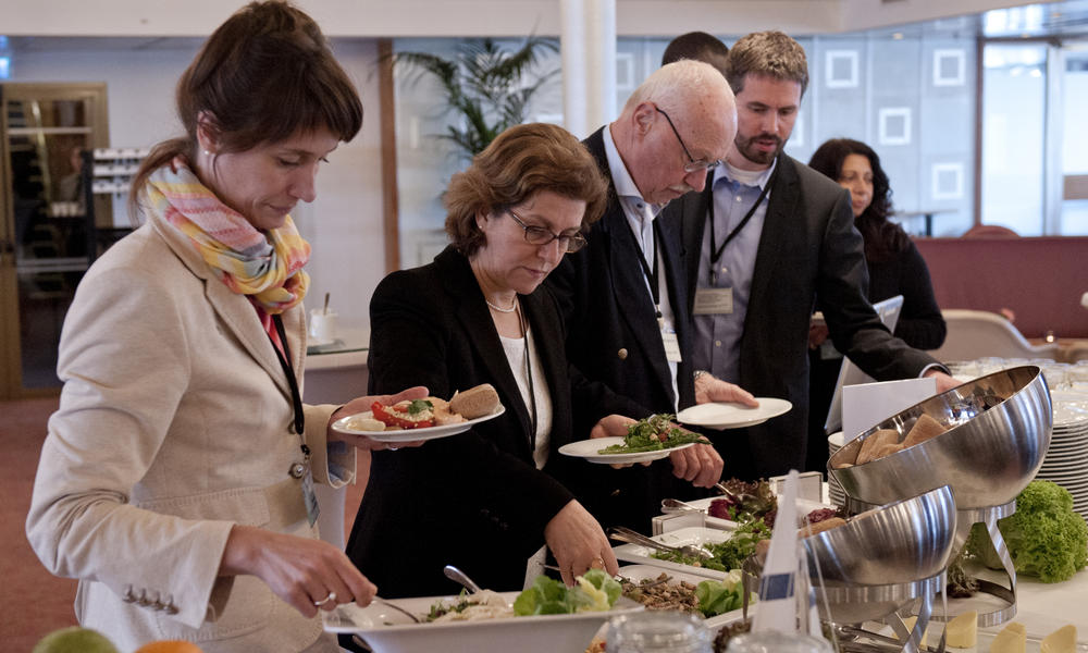 All You Can Eat? The Future of the Buffet