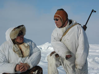 Local native Chukchi brothers