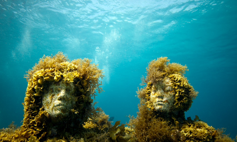 Gallery: Artwork by Jason deCaires Taylor