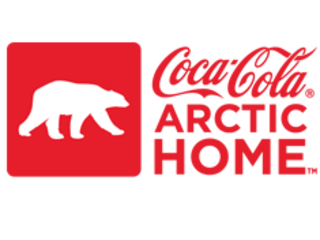 Coca-Cola Arctic Home Logo