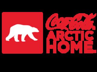 Coca-Cola Arctic Home Logo