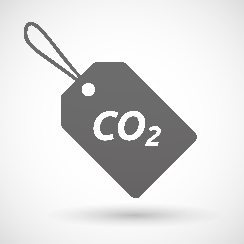 carbon tax icon