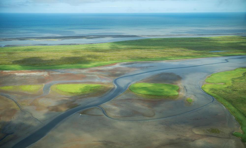 Port Heiden, Alaska: the town that moved