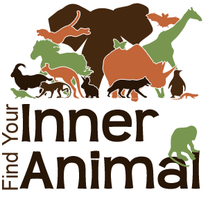 Find Your Inner Animal Logo