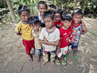 Children of Borneo