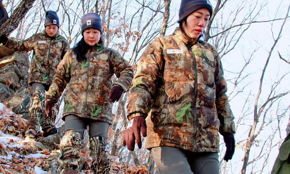 An all-female ranger team challenges the workforce gender gap   Stories   WWF