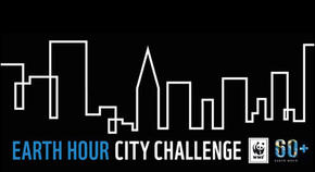 Earth Hour City Challenge Logo