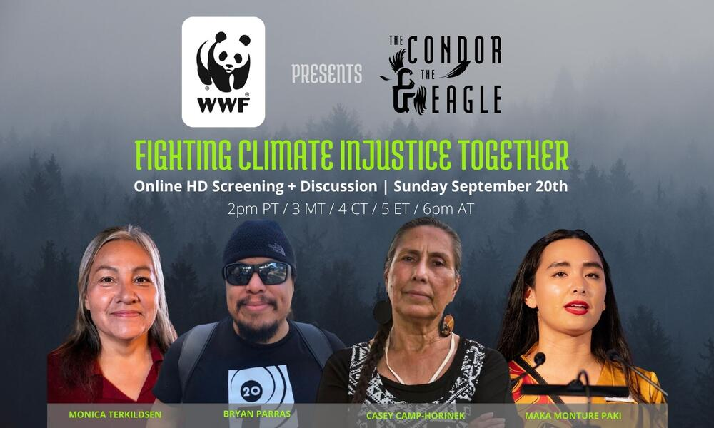 The Condor & The Eagle: Fighting Climate Injustice Together