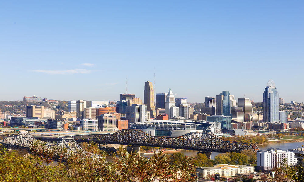 Thinking Beyond: How Cincinnati is tackling the climate crisis and building back from the pandemic