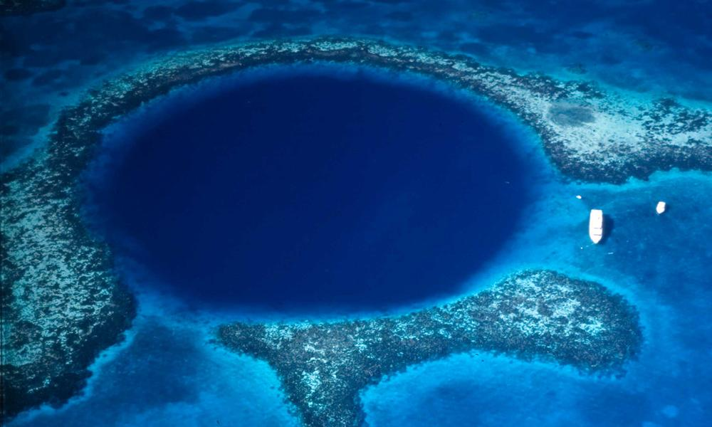 Bluehole
