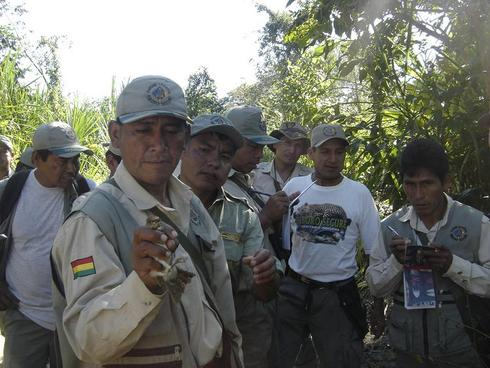 Park rangers are the eyes and ears of protected areas. Since 1994, WWF's Education for Nature program has supported training for thousands of park guards on important topics as species identification, patrolling, environmental education, first aid, monito