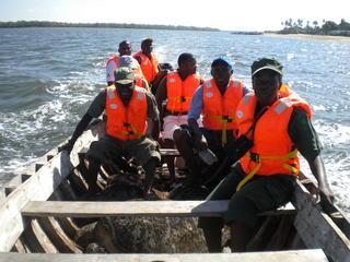 Ocean rangers Mozambique