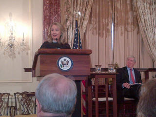 Hillary Clinton_State Department Meeting_Wildlife Crime