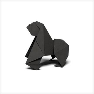 Gorilla origami