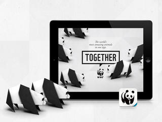 Download WWF's Free iPad App