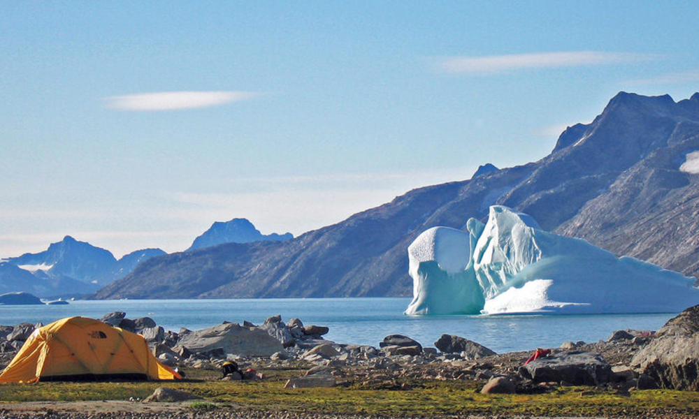 Summer in Greenland: video, popular tourist places, Satellite map ...