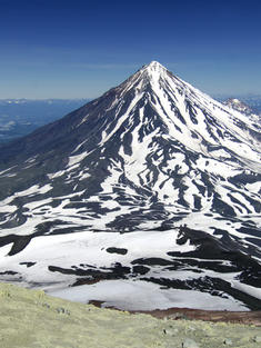 Avachinsky Volcano Kamchatka