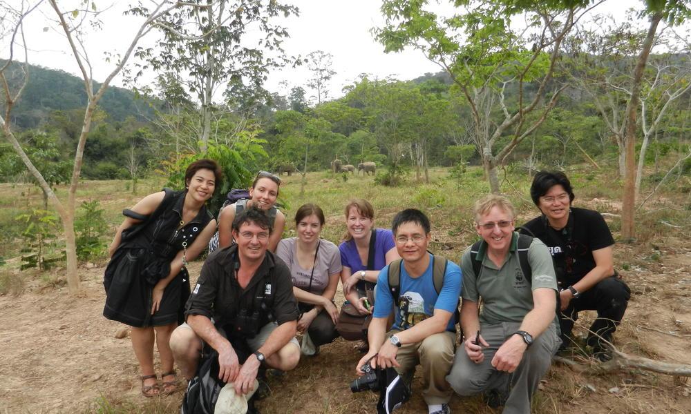 KuiBuri Trip Group Photo