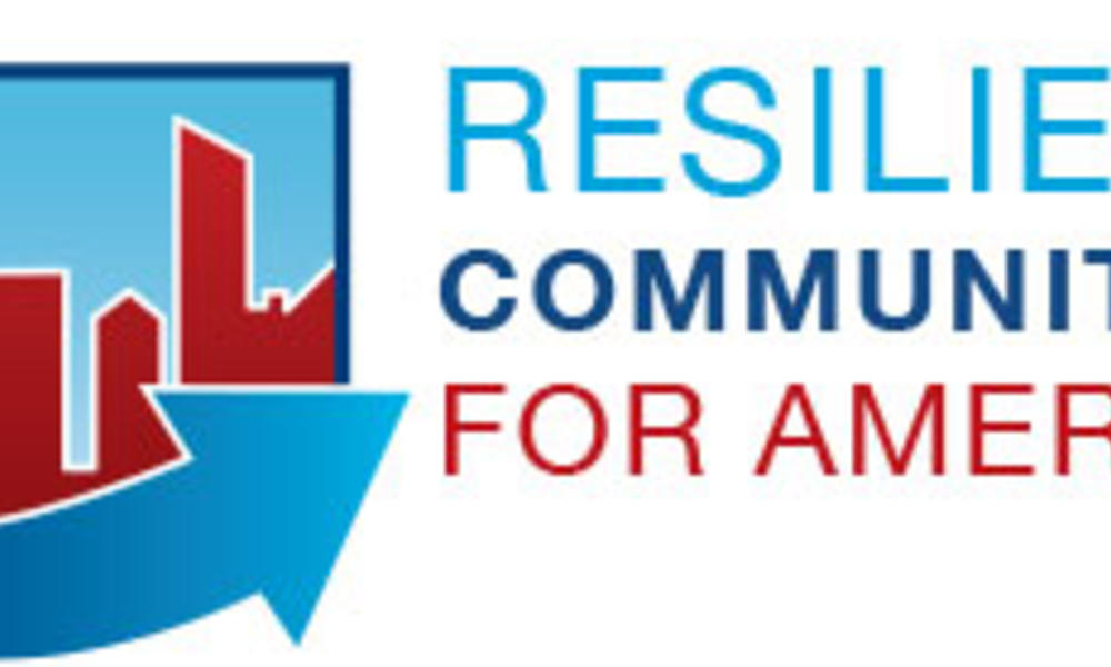 Resilient Cities for America logo