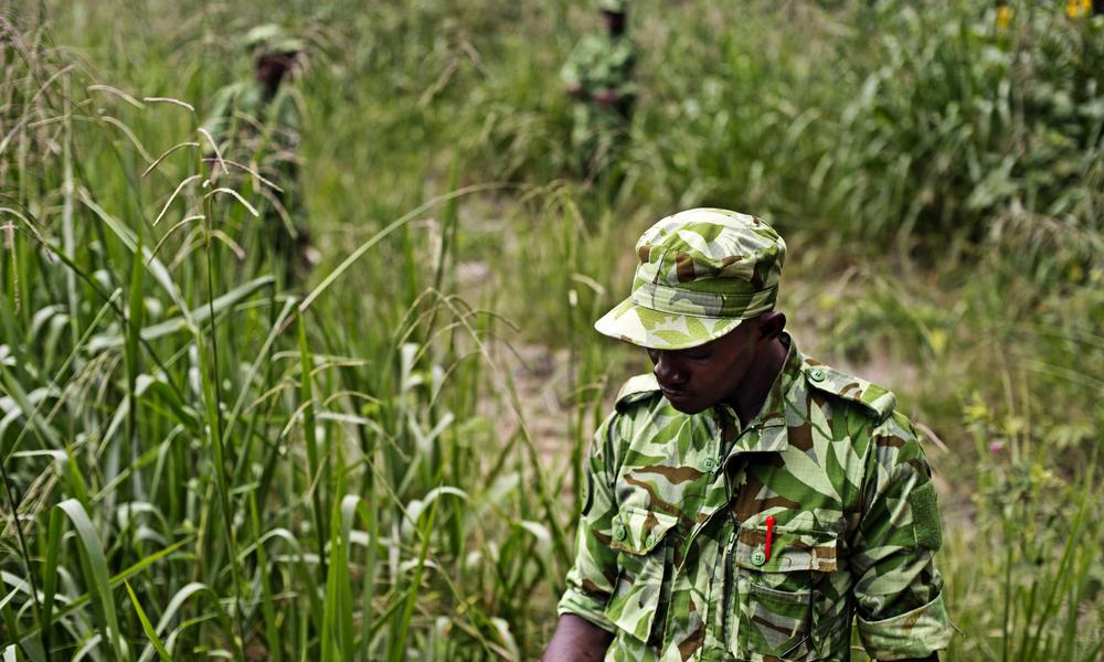 Obama's Lifeline to Africa's Park Rangers