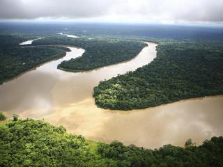 Amazon aerial