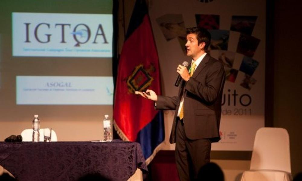 Court presenting in ecuador