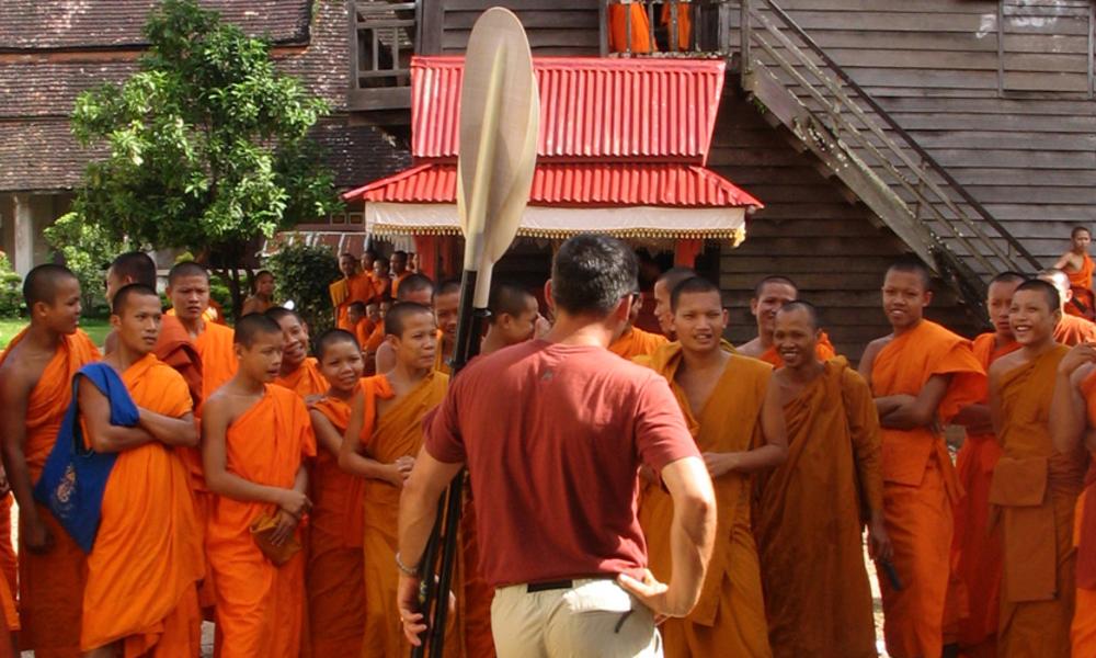Asia indochina paddling 6 monks nha