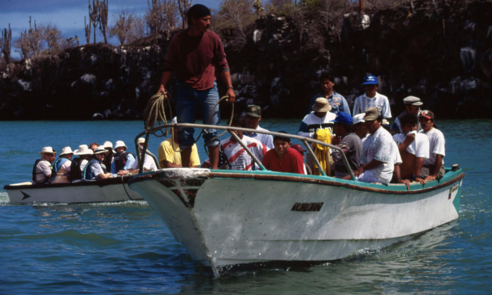 Galapagos People and Communities