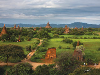 DRIVING CHANGE IN ASIA: NEWLY OPEN, MYANMAR IS A TREASURE TROVE OF NATURAL ASSETS, CULTURAL DIVERSITY AND ENTHUSIASM FOR THE FUTURE.