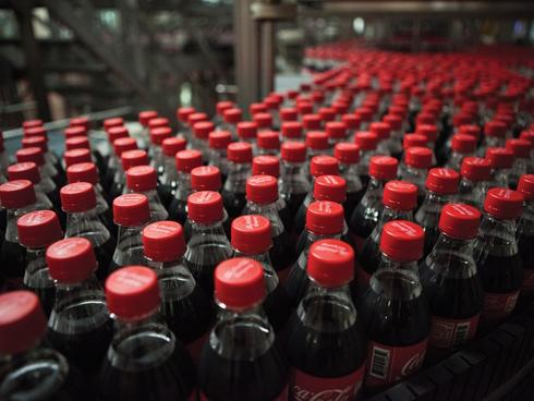 Coke Bottling Plant in Honduras