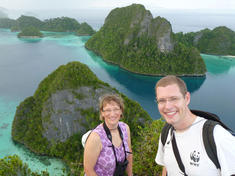 WWF travelers