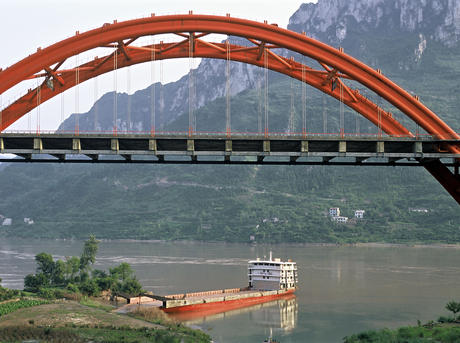 Yangtze River. China