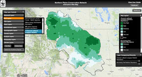 Northern Plains Conservation Network map_11-5-14_NGP