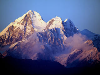 mountain in nepal