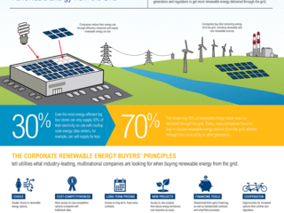US Businesses Need More Renewable Energy From the Grid