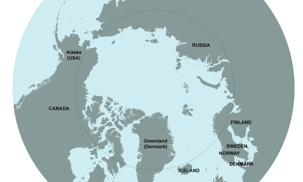 Arctic council states