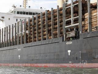 shipping lumber