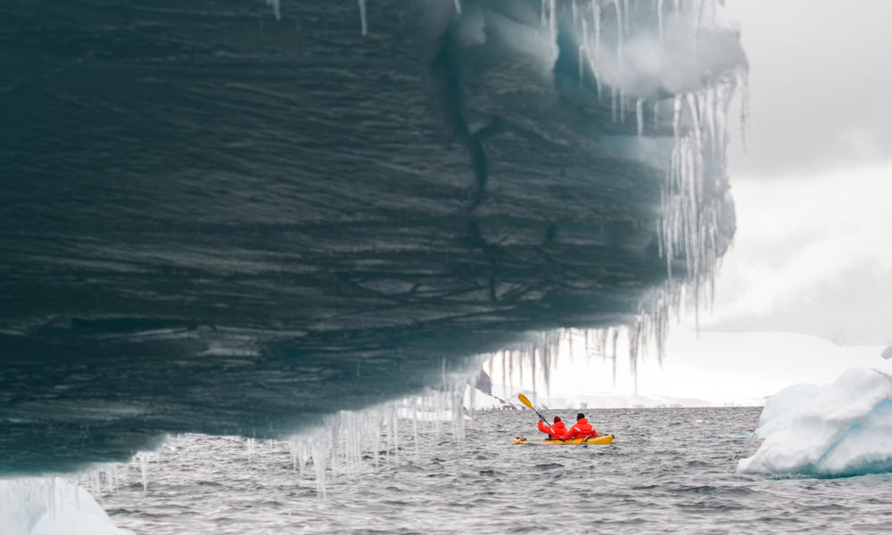 Travel to antarctica magazine articles wwf for Best trips to antarctica