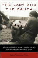 The Lady and the Panda book