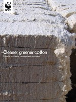 Cleaner, Greener Cotton: Impacts and Better Management Practices Brochure