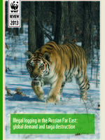 Illegal Logging in the Russian Far East: Global Demand and Taiga Destruction Brochure