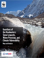 Guardians of the Headwaters: Snow Leopards, Water Provision, and Climate Vulnerability. Brochure